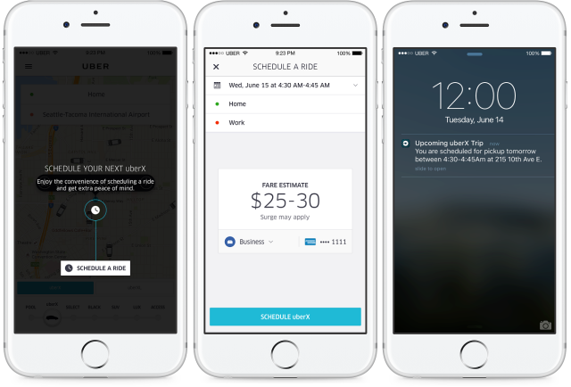 How To Cancel Uber >> Rideguru How To Cancel An Uber Reservation