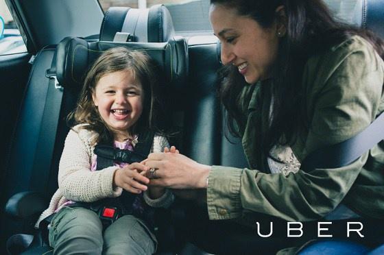 Uber Car Seat >> Rideguru Can I Bring My Child In An Uber Or Lyft